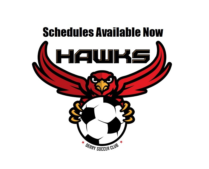 Hawks Spring Game Schedules Available